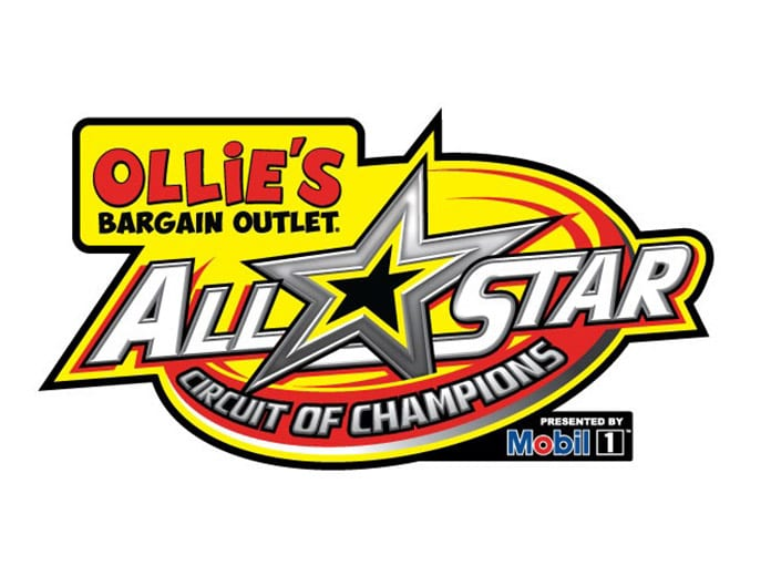 Ollie's Bargain Outlet All Star Circuit of Champions Logo