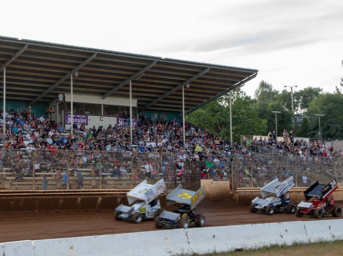 Placerville Speedway will play host to the 16th annual Tribute to Al Hinds this weekend. (Jason Tucker photo)