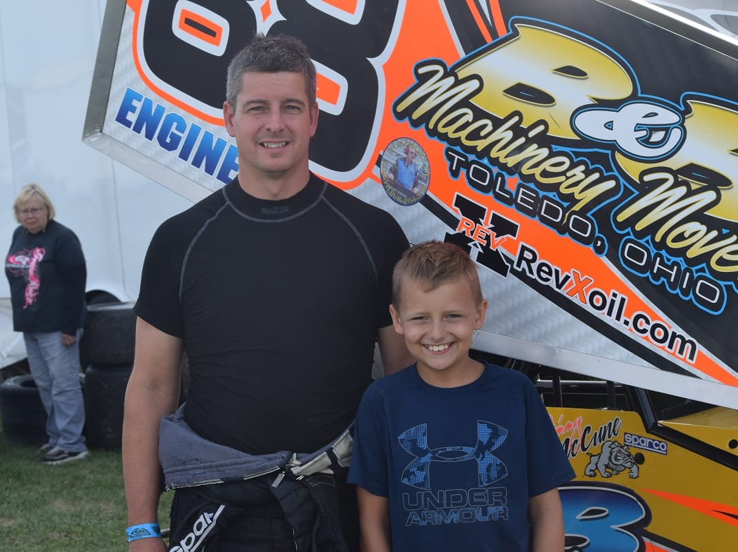 McCune Rekindles Qualifying Prowess