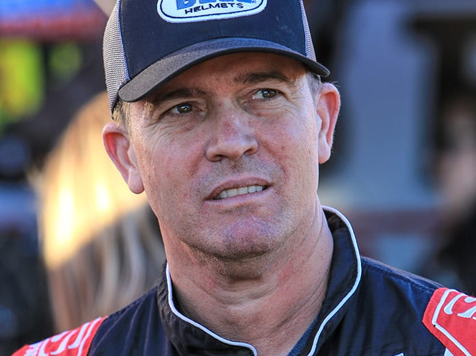 Paul McMahan will compete in the Trophy Cup in October at Thunderbowl Raceway. (Adam Fenwick Photo)