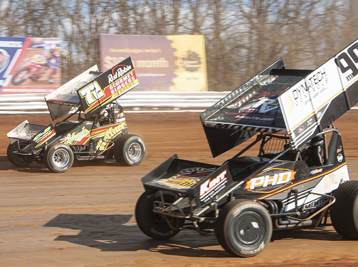 Williams Grove Speedway has chosen to cancel the upcoming event on March 20. (Dennis Bicksler Photo)