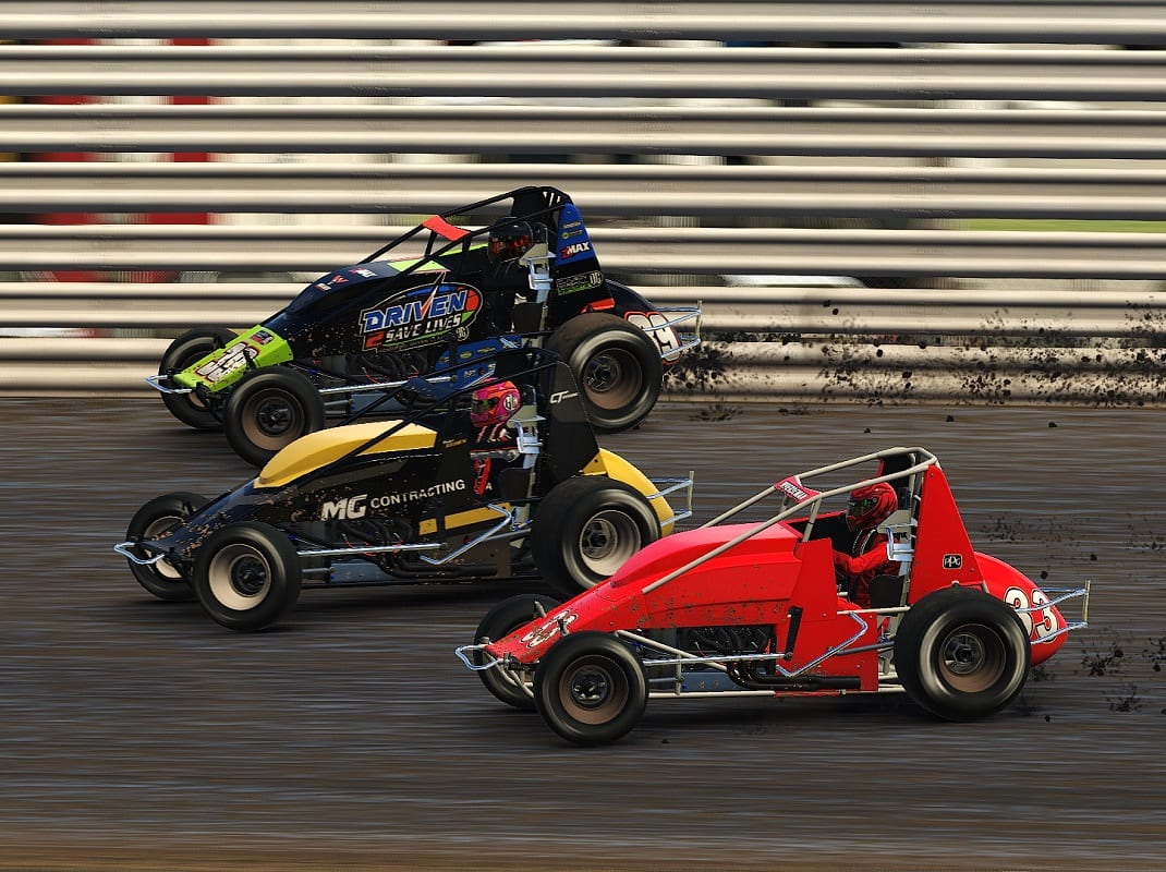 Sixty Drivers For USAC