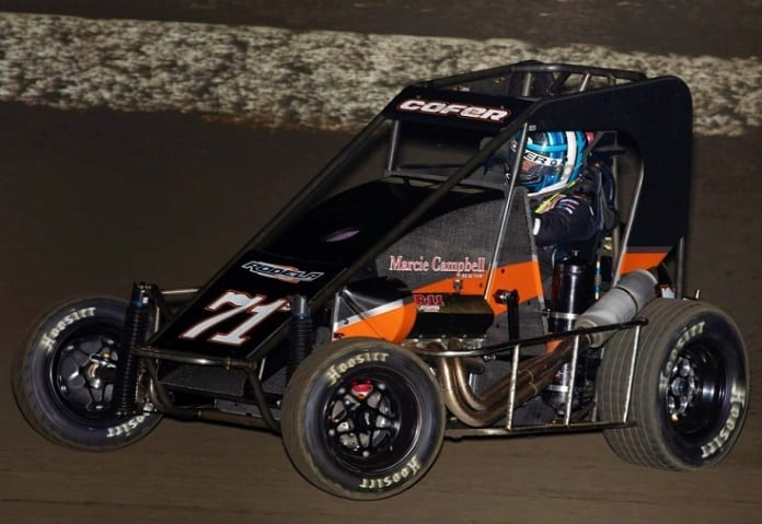 USAC Western Midgets Returning