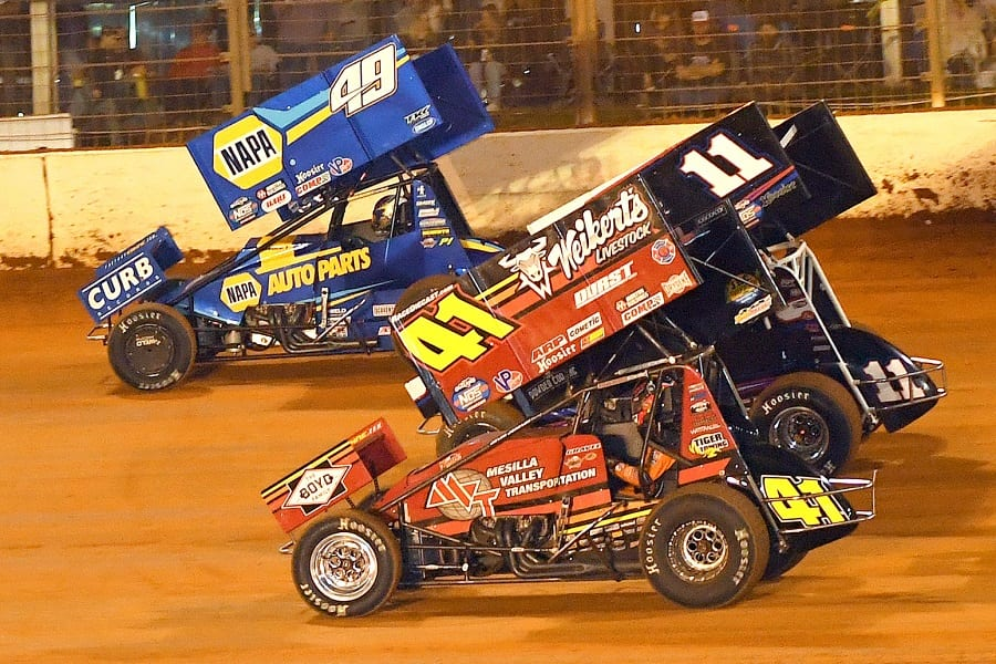 World Of Outlaws Reveal