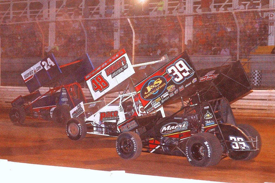 Selinsgrove Sets Eight
