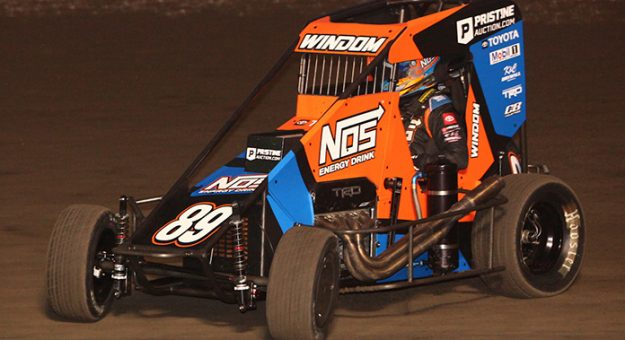 Practice opened T-Town Midget Showdown weekend at Port City Raceway on Thursday. (Richard Bales Photo)