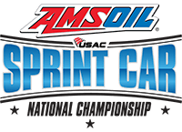 USAC AMSOIL National Sprint Car Championship Logo