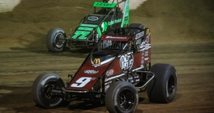 Format Set For Huset's USAC Nationals