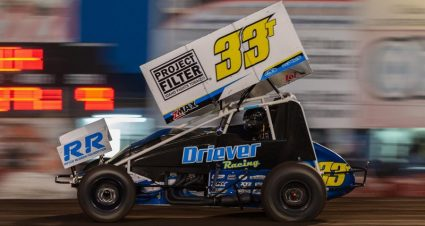 Driever Focusing On ASCS Frontier Region Slate