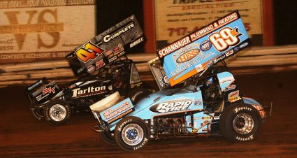 OUTLAW NOTES: Dewease Sticks To The Basics