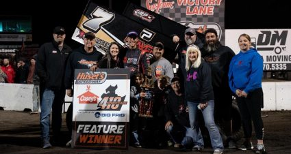 Henderson Gets Redemption At Huset's