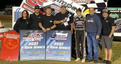 Another Win For Timms With ASCS Sooner Region