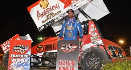 Balog Scores Long-Awaited First All Star Victory
