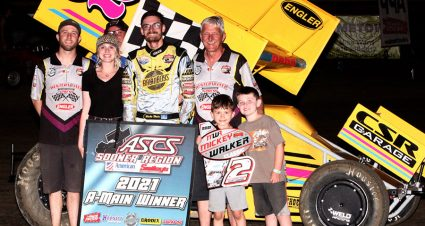 Hahn Collects Mickey Walker Classic Cash