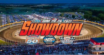 Event Details Revealed For The Showdown At Jackson & Huset's