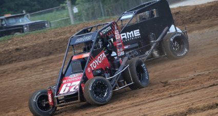 Driver Diary: Small Gains For Shafer At Putnamville