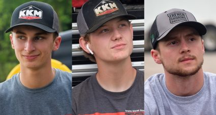 Three Drivers, 12 Points: Midget Week Title On The Line