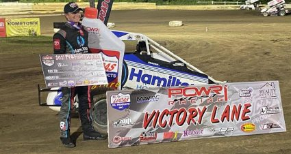 Beason Wins From The Tail At Creek County