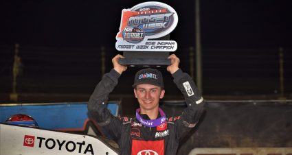 No Stopping Kofoid From Claiming Midget Week Crown