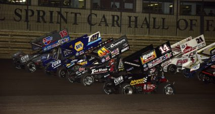 Record-Setting Purse For 60th Knoxville Nationals