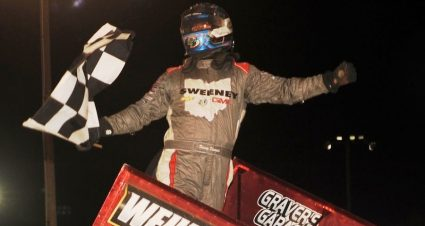 Dietrich Scores For PA Posse During Ohio Speedweek