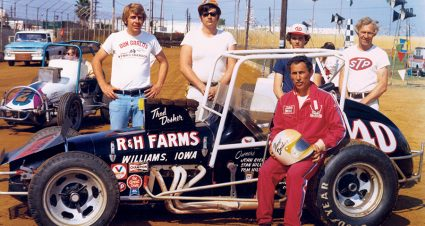 Remembering Thad Dosher: The Topeka Charger