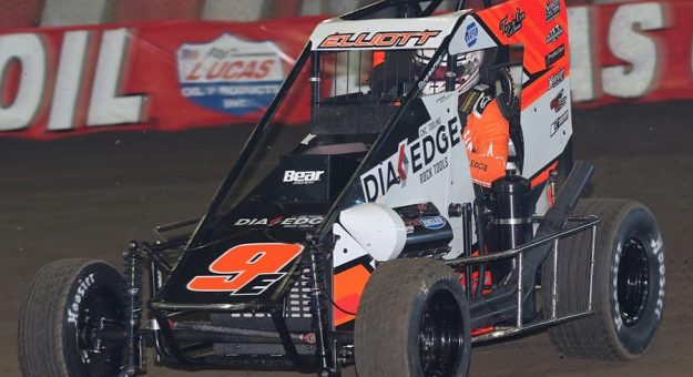 Chase Elliott has filed an entry to compete in the BC39. (Brendon Bauman Photo)