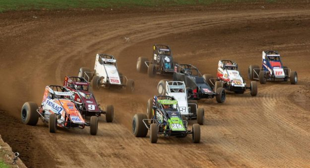 A number of contingency awards have been added to USAC's Indiana Sprint Week. (Rich Forman Photo)