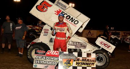 Copeland Breaks Through With SCCT