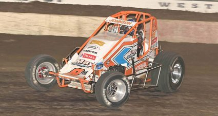From 14th To First For Johnson At Bakersfield