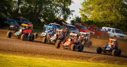 James Dean Classic: USAC Doubles Up At Gas City