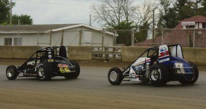Swanson Leads Seavey By Two Points