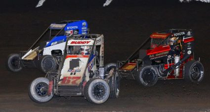 One Last Midwest Swing For USAC Midgets