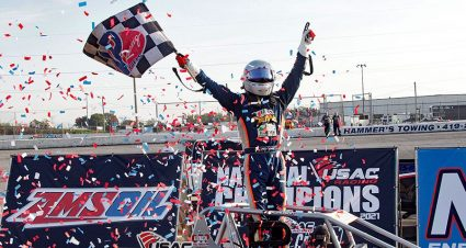 Swanson Crowned The King Of Silver Crown Again