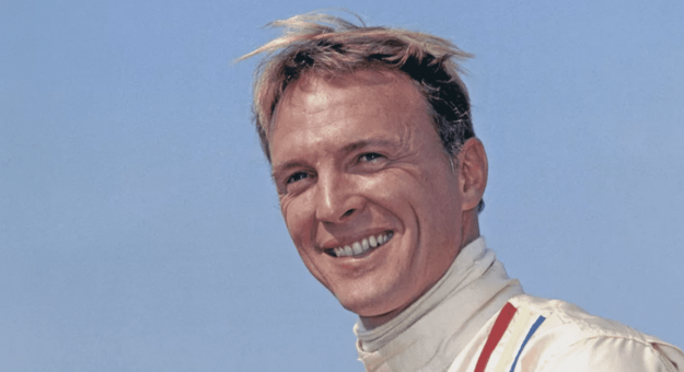 1958 USAC Road Racing champion, Dan Gurney, will be inducted into the USAC Hall of Fame this Friday night, October 15, during Oktoberfest on Main Street in Speedway, Ind.