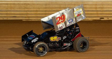 Newlin's Thrill In The Greatest Show On Dirt