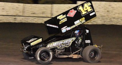 Robinson Romps To SCCT Score