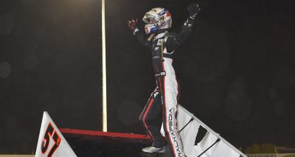 CALI NOTES: Trophy Cup Night One