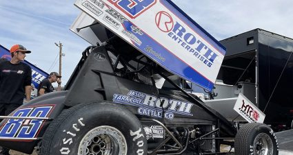 Courtney Rallies On Day One In Tulare